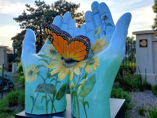 Monarch Butterfly - Metamorphosis of Life
