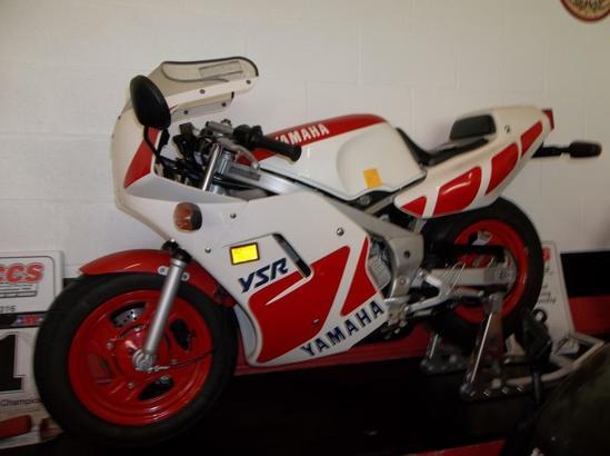1987 Yamaha YSR50