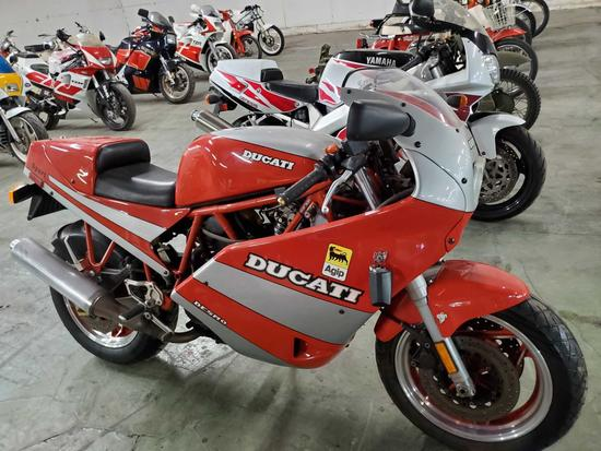 1990 Ducati 750 Sport