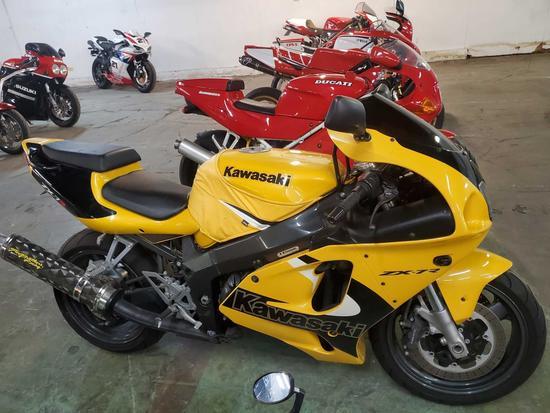 2001 Kawasaki ZX7R