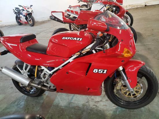 1992 Ducati 851