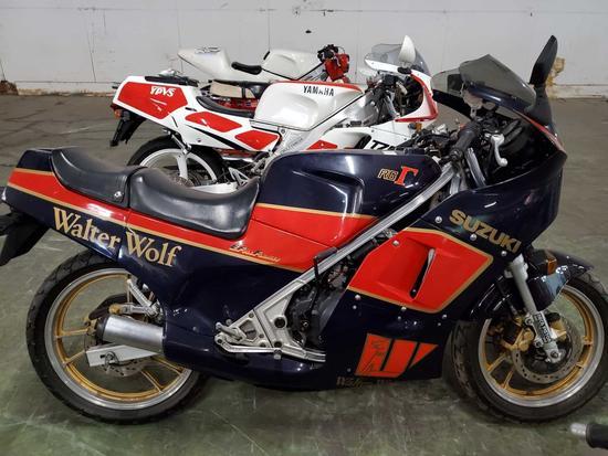 1987 Suzuki RG250 Walter Wolf