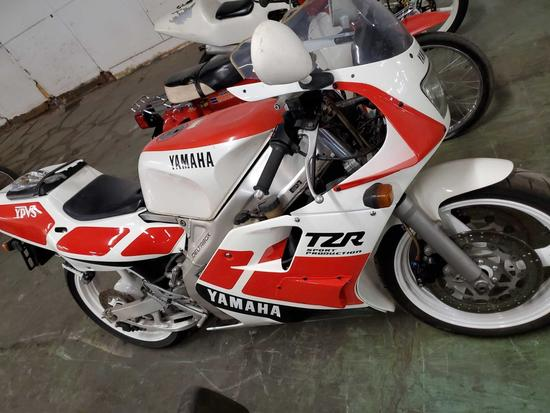 1989 Yamaha TZR250