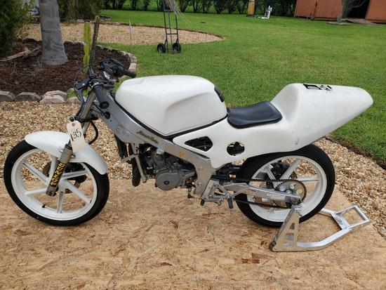 Honda 80cc GP Race Bike (RS?)