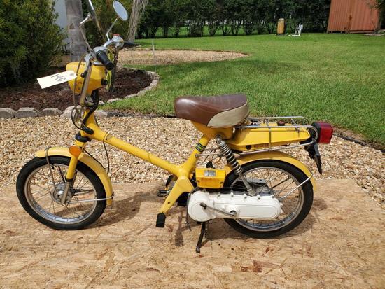1978 Honda NC50