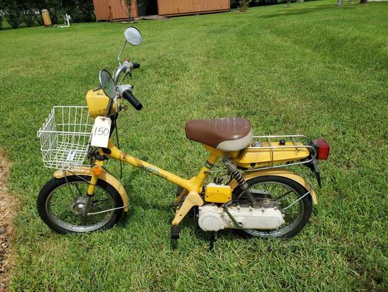 1978 Honda Express Moped