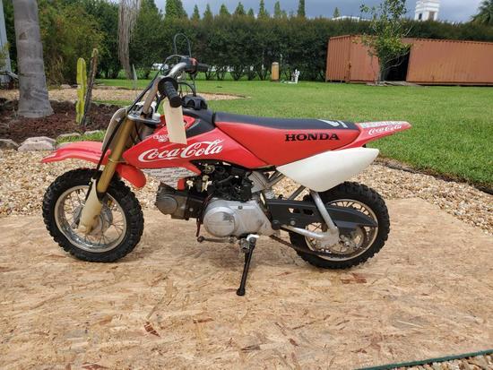 2004 Honda CRF50
