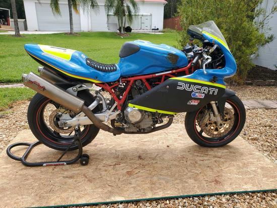 2006 Ducati SS1000 Race Bike