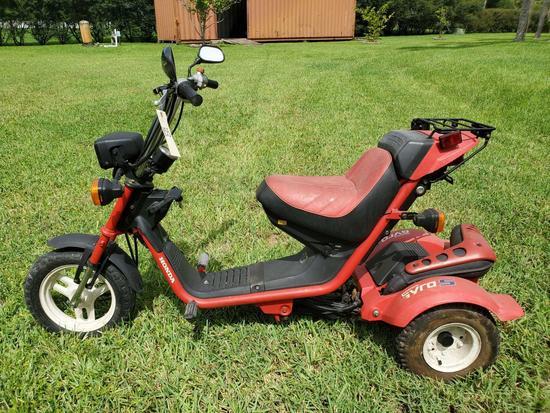 Honda Gyro 50