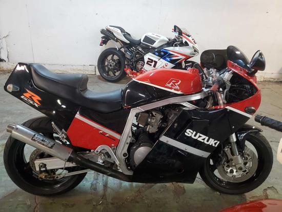1987 Suzuki GSX-R750