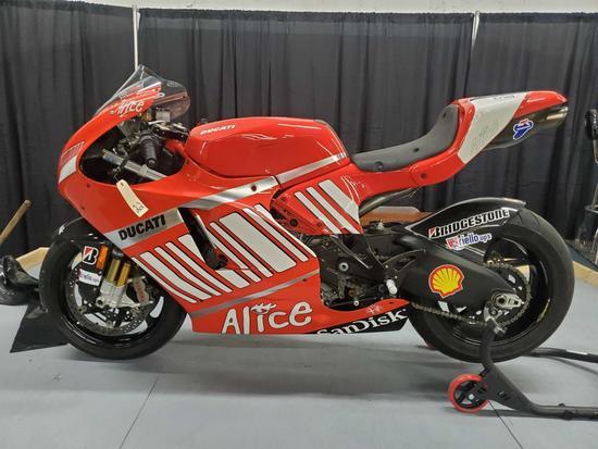 2008 Ducati Desmosedici RR, Stoner Replica