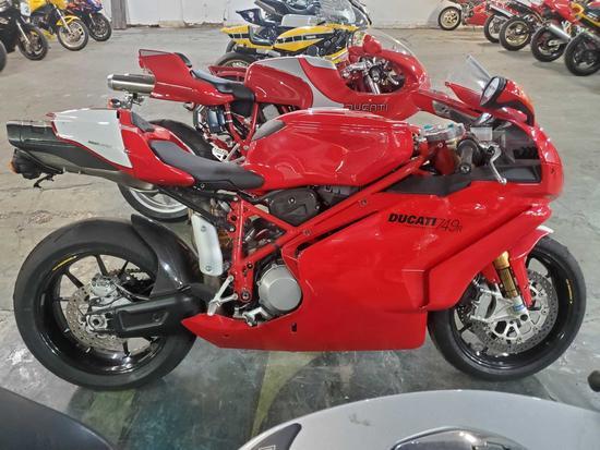 2005 Ducati 749R