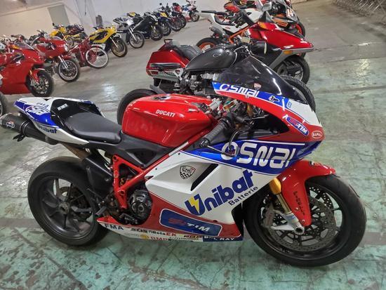 2008 Ducati Superbike 1098S