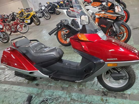 1986 Honda Helix Scooter