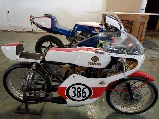 70's Yamaha 125 GP