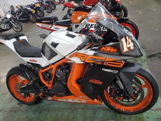 2011 KTM RC8 1190 R
