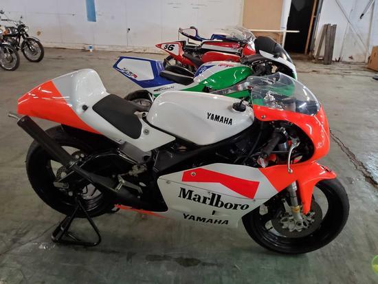 1993 Yamaha Marlboro TZ250