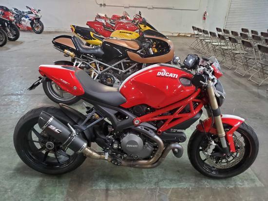2013 Ducati 1100 Monster