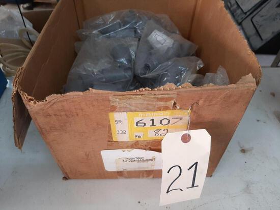 LOT BOX OF PVC SLOSH-SHIELD