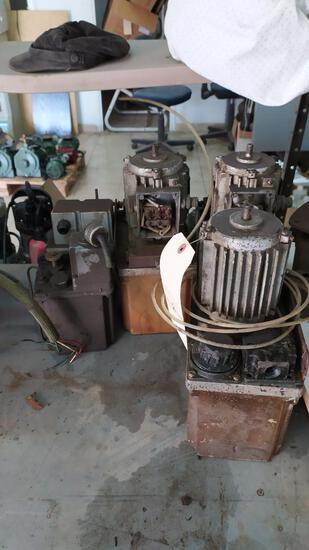 (LOT) CENTRAL OILING SYSTEM