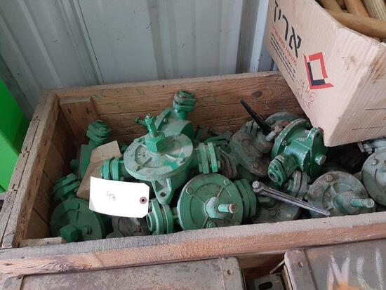 COUPLINGS & FAUCETS