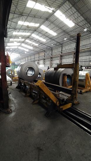 REDMAN A.R.M. ENGINEERING TUBE MILL