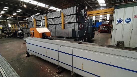 SHADONG JINBOLIDA PRECISION MACHINERY PUNCHING LINE