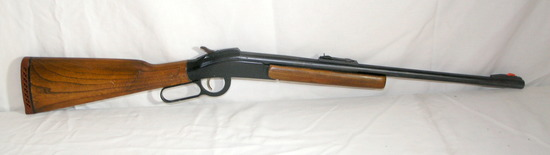 """Rare Ithaca Model-66 Lever Action Single Shot 20 Gauge with Hammer. 3"""" Cham"""