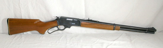 Marlin 30-30 Winchester Lever Action Model 336 with Micro-Groove Barrel. S/