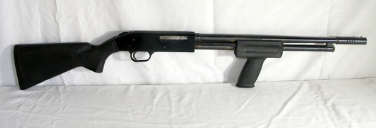 Mossberg 410 Pump with Pistol Grip. Made For security. Estimated Value: $30