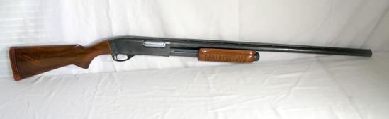 Remington Model-870 12 Gauge Pump. Estimated Value: $600-$1000