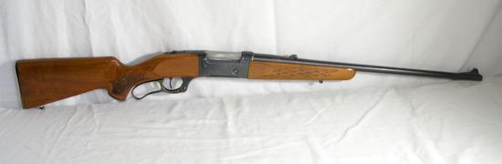 Savage Model-99C 243 Caliber Lever Action. S/N C111406 Estimated Value: $80