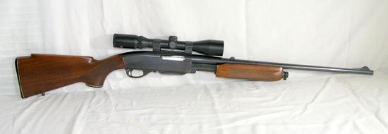 Remington Model-760 30-06 with Scope. Estimated Value: $800-1200