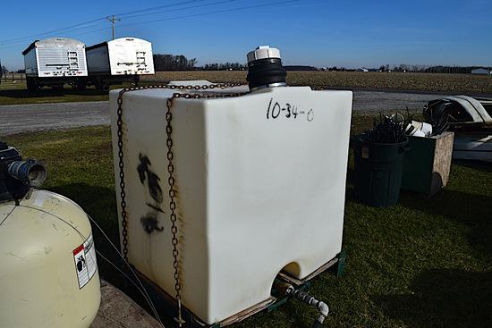 Small Water Tank 10-34-1