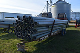 Yellow Trailer Irrigation Pipe 5