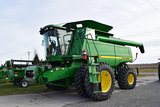 JD 2004 9760 STS Combine