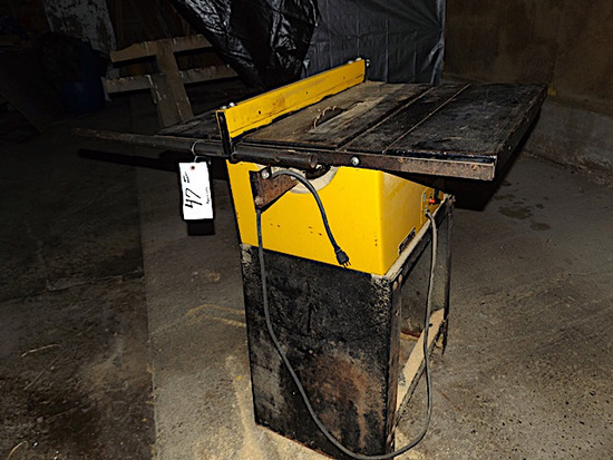 Rockwell tablesaw
