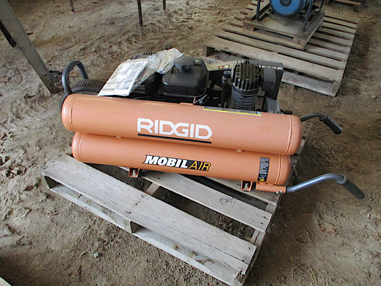 RIGID CONTRACTOR AIR COMPRESSOR