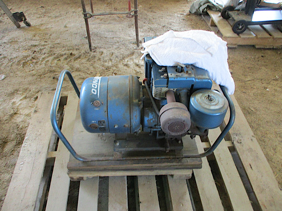 WENCO 5300 WATT GAS GENERATOR