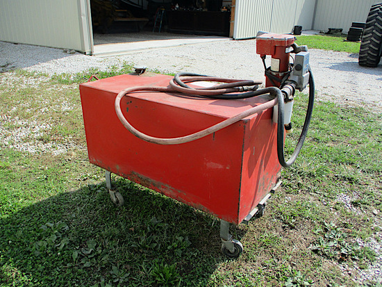 100GAL PICKUP FUEL TANK WITH PUMP