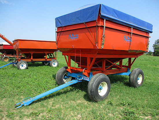 KILBROS 350 GRAVITY WAGON