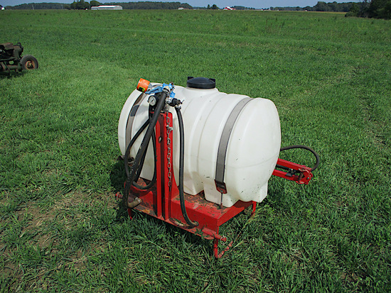 FIMCO 50 GAL 3PT SPRAYER