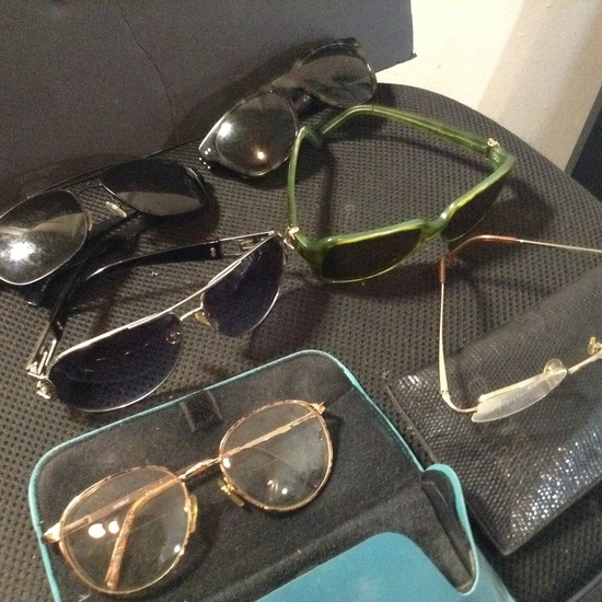Accessories - Designer - Sunglasses; 5 Pair of Reading and Sunglasses