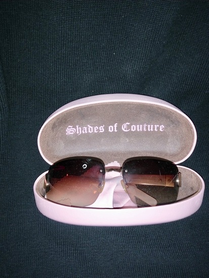 Accessories - Designer - Sunglasses; Juicy Couture Sunglasses