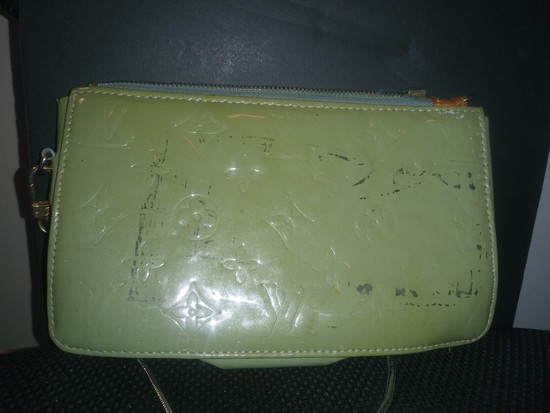 Accessories - Purse - Women; Green Louis Vuitton Purse