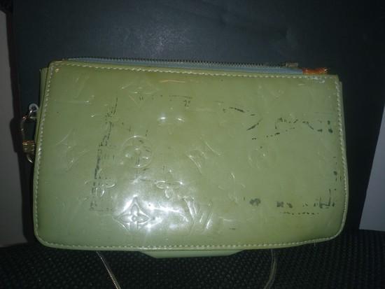 Accessories - Purse - Women; Green Louis Vuitton Purse