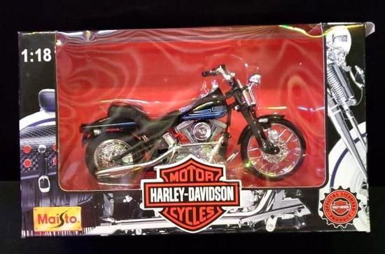DIE CAST Replica Harley Davidson Motorcycles (5)