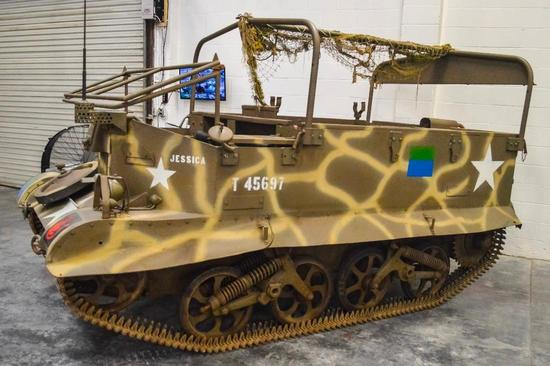 1947 Ford T16 Universal Carrier