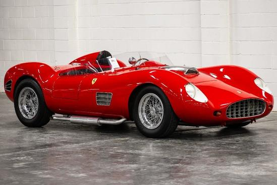 1959 Ferrari 196S Dino Fantuzzi Spyder Roadster