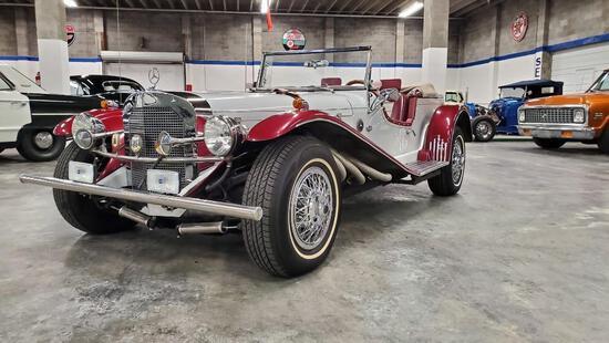 1937 Mercedes Gazelle